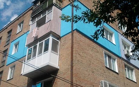 Утепление наружных стен Кировоград