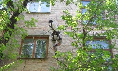 Монтаж антенн, кондиционеров, кабеля Кировоград