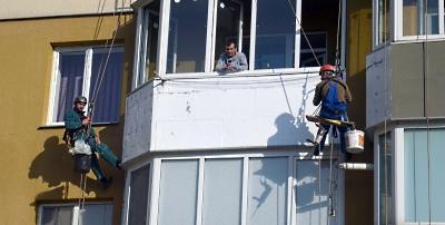 Утепление балкона в Кировограде